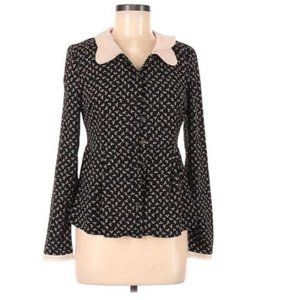 Alice Moon by Moon Collection Long Sleeve Blouse